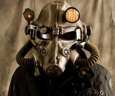 Fallout 3- Brotherhood of Steel Helmet