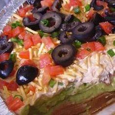 California Taco Dip - Allrecipes.com