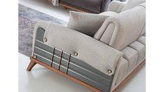 Tarz koltuklar Outdoor Furniture Design, Sofa Furniture, Luxury Furniture, Silver Living Room, Scandinavian Sofas, Modern Sofa Designs, Campaign Furniture, Bedroom Bed Design, Luxury Sofa