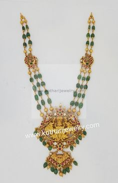 Jewelry OFF! Pendant Jewelry, Beaded Jewelry, Pendant Necklace, Selling Gold Jewelry, Gold Temple Jewellery, Emerald Jewelry, Emerald Pendant, Jewelry Model, Bridal Jewelry