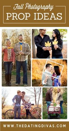 Prop Ideas for fall photography
