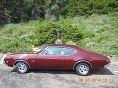 Image result for 1970 Oldsmobile 442 W30 Burgundy Mist