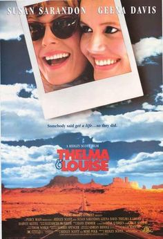 A fantastic poster from Thelma and Louise! The classic movie starring Susan Sarandon and Geena Davis. Published in 1991. Fully licensed. Ships fast. 24x36 inches. Need Poster Mounts..? bm6927