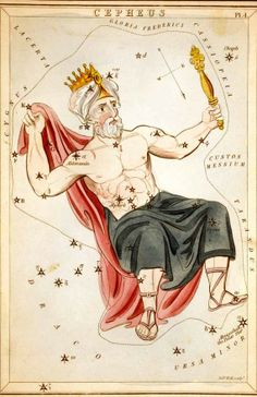 This print is a reproduction from Urania's Mirror, a set of constellation cards published in London c.1825.