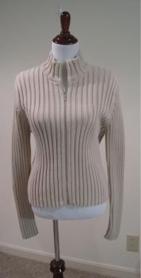 Women's Light Brown Limited Sweater (Sz L)