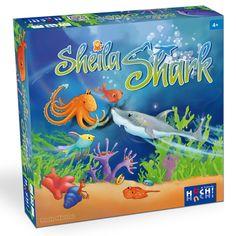 Sheila, rechinul - Joc de societate