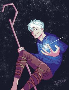 Jack Frost. ROTG