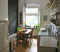 10 Memorable Kitchens from Small Cool Kitchens 2012 — The Kitchn's Best of 2012