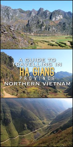 A guide to travelling in Ha Giang Province, one of the most beautiful areas of northern Vietnam.
