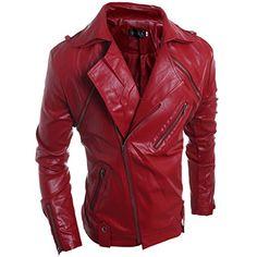 Partiss Herren Winterjacke Uebergangsjacke Zipper Sweatjacke Biker Jacke Kunst- Lederjacke Geteppt(Chinese L,Red) Partiss http://www.amazon.de/dp/B018HXFQD2/ref=cm_sw_r_pi_dp_ofxvwb0C63HA2