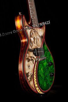 """Pas cher 10 S Collings 290 DC S Custom """" Frankenstien """" guitare électrique / livraison gratuite, Acheter  Guitare de qualité directement des fournisseurs de Chine:                                 Description                                              Tous la norm"""