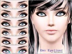 Pralinesims' Emo Eyeliner