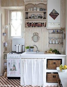 downstairs kitchen?