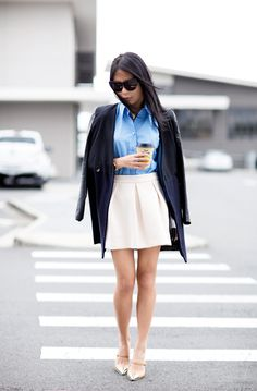 Fashion is the new blog: Steal her look: the best of international fashion bloggers
