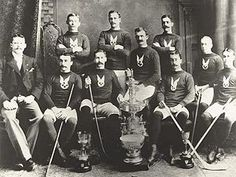 Old School, Old Time #Hockey