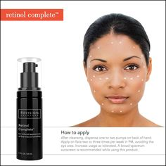 We love Revision Skincare Retinol Complete. #revision #favorite #skincare #loveyourskin