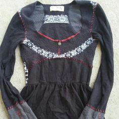 Free people tunic sweater small Super cute and nice shape. Free People size small tunic Free People Sweaters