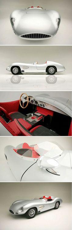 Aston Martin 1957 - Dazing Curves!!