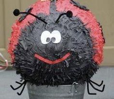 The first piñata I ever made!