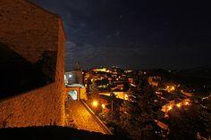Verucchio. Vista dal castello