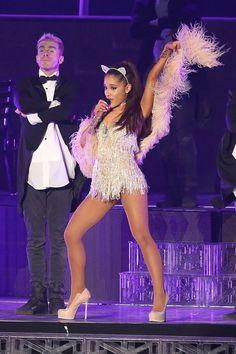 Ariana Grande – Performing in Milan 25.05.15