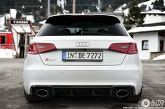 Audi - RS3 Sportback 16'