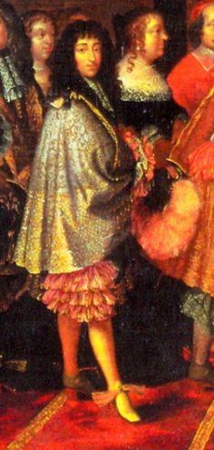Louis Xiv, Male Clothing, Classic Paintings, Historical Art, Marie Antoinette, Lorraine, 16th Century, Versailles, Bourbon