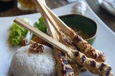 Chicken Satay Jegeg Restaurant, Sanur