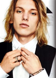 ....shwing and Jamie Campbell Bower heads to the top of the list ;)