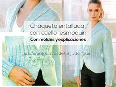 Rebeca dos agujas paso a paso Vest Pattern, Diy And Crafts, Knit Crochet, Knitting, Istanbul, Cape Clothing, Winter Time, Crochet Brooch, Tricot