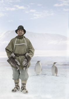 The Great Henry 'Birdie' Bowers. The often forgotten man of the most tragic Antarctic tale, that was that of Scott's returning Polar party.
