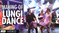 Lungi Dance Song Making (The Thalaiva Tribute) Feat. Honey Singh, Shahru...