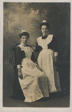 Edwardian housemaids