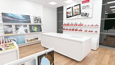 CEWE SK - Store on Behance Interior Architecture, Interior Design, Behance, Concept, Storage, Furniture, Home Decor, Architecture Interior Design, Nest Design