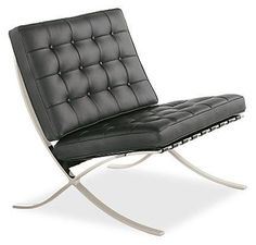 Seville Modern Leather Chair