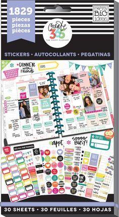 Value Pack Stickers - Planner Basics™