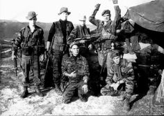 LRRP Teams in Vietnam | 58 LRRP (101st ABN), Team 2-4, Vietnam, ... | Faces: Vietnam War ...