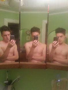 "Rollin Leonard ""selfie""."