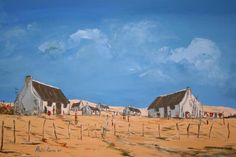 South African Westcoast Painting