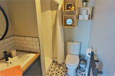 Tile love for this little en suite