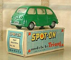 Spot On - Saloons and Sportscars Fiat Multipla