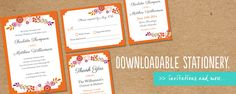 downloadable stationery