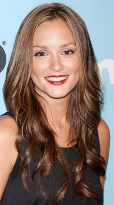 Leighton Meester - perfect hair colour