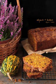 Every Cake You Bake: Chlebek dyniowo-kokosowy