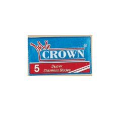 Crown Razor Blades - Pack of 20