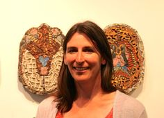 Palo Alto artist Laura Jacobson draws on brain images captured by MRI technology to create art that brings neuroscience to life. Awesome Art, Cool Art, Brain Art, Neuroscience, Art Therapy, New Image, Human Body, Photo Art, Bring It On