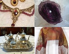 Downton Abbey Inspired Collection by Marilyn on Etsy--Pinned+with+TreasuryPin.com