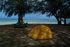 11 Spectacular Spots In Hawaii Where You Can Camp Right On The Beach