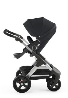 All terrain luxury push chair with Scandinavian design. A from birth solution offering a range of innovative configurations to grow with your child. Buy online.