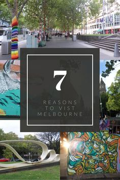I walk everywhere comparing my current life to Melbourne, it's so good it's bad. Maybe it would be better if I just got into the 7 reasons not to visit. Out Of This World, Another World, 4th Street, Street Art, Hypnotize Yourself, Visit Melbourne, Family Traditions, All The Way